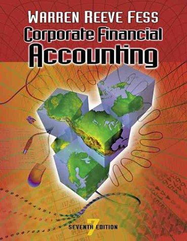 Download Corporate Financial Accounting