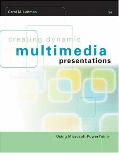 Creating dynamic multimedia presentations