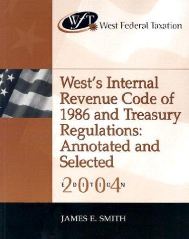 Download West Federal Taxation