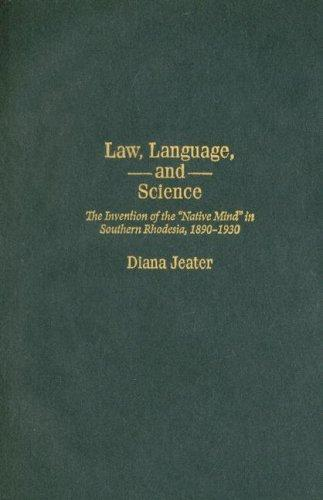 Download Law, Language, and Science