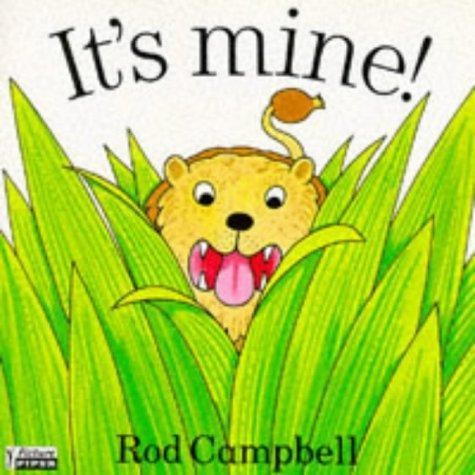 Download It's Mine (Piper Picture Books)
