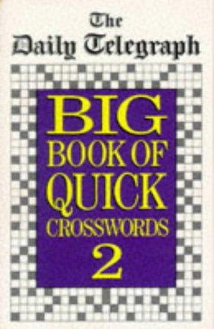 Download Daily Telegraph Big Book of Quick Crosswords (Crossword)