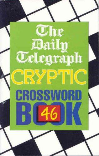 """The """"Daily Telegraph"""" Cryptic Crossword Book (Crossword)"""