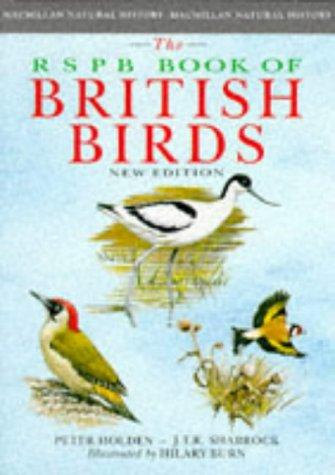 Rspb Book of British Birds
