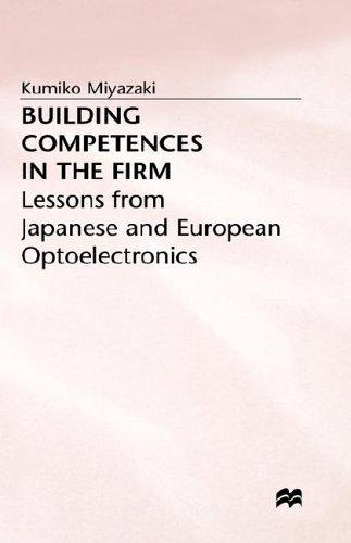 Download Building competences in the firm