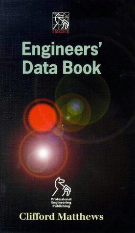 The IMechE Engineers' Data Book
