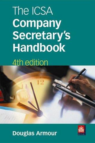 Download The ICSA Company Secretary's Handbook
