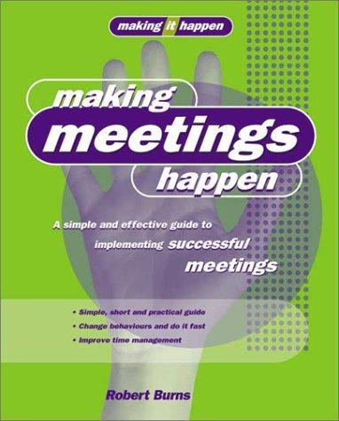 Download Making Meetings Happen