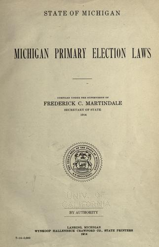 Michigan Liberal: Michigan Politics &.