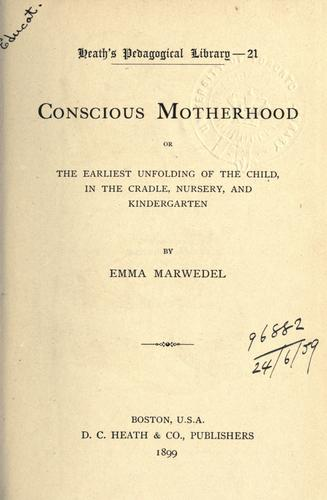 Download Conscious motherhood