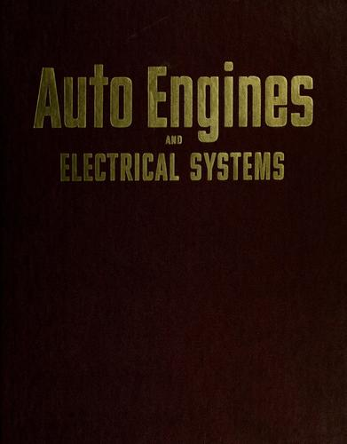Download Auto engines and electrical systems