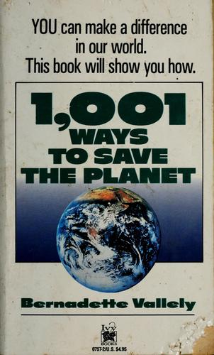 Download 1,001 ways to save the planet