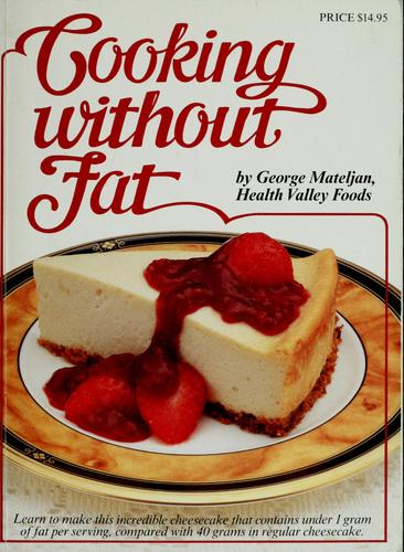 Download Cooking without fat