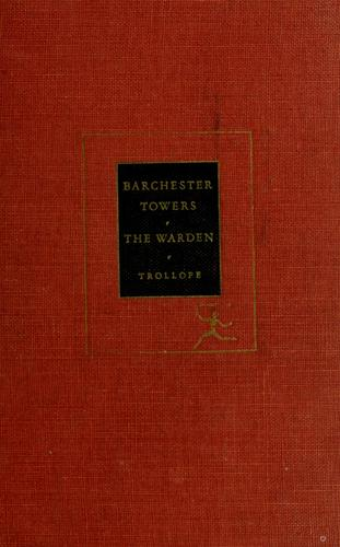 Download Barchester Towers, and The warden