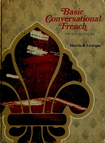 Download Basic conversational French