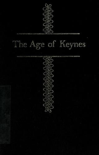 Download The age of Keynes.