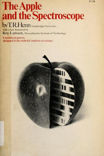 The apple and the spectroscope