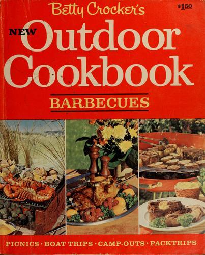 Download Betty Crocker's New outdoor cookbook.