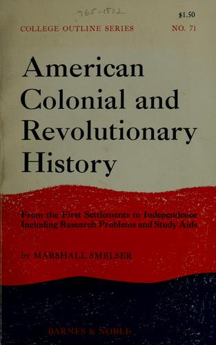 Download American colonial and Revolutionary history.