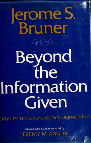 Beyond the information given