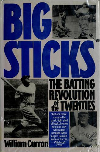 Big sticks