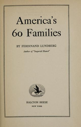 Download America's 60 families.