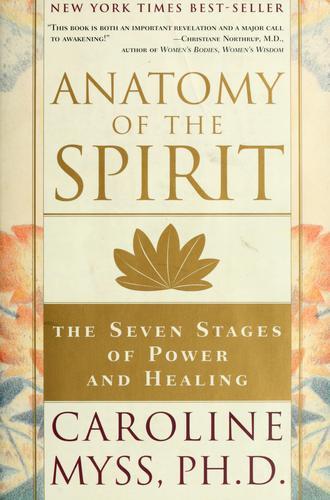 Download Anatomy of the spirit