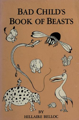 Bad child's book of beasts