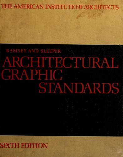 Download Architectural graphic standards