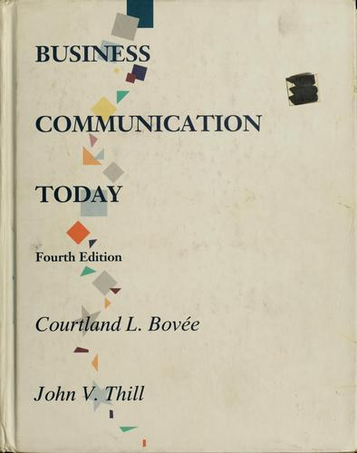 Download Business communication today