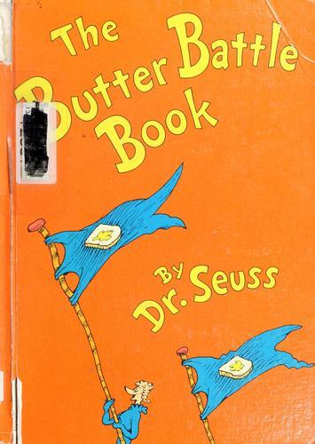 Download The butter battle book