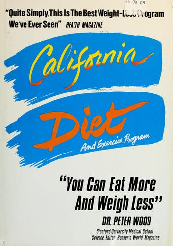 Download The California diet & exercise program