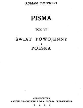 Download Świat powojenny i Polska