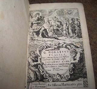 Q. Horativs Flaccus