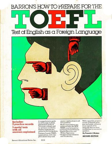 Download Barron's how to prepare for the TOEFL test of English as a foreign language