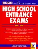 High school entrance examinations