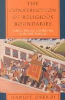 Download The Construction of religious boundaries