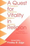 Download A quest for vitality in religion
