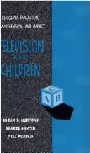 Download Television and children