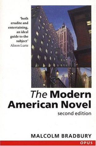 Download The modern American novel