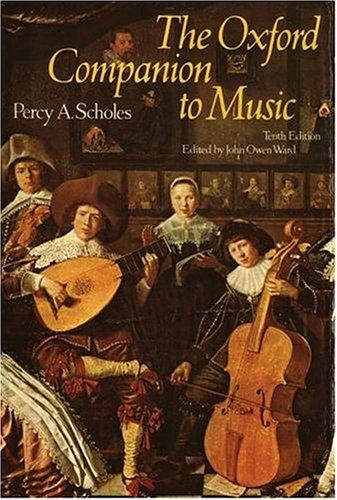 Download The Oxford companion to music