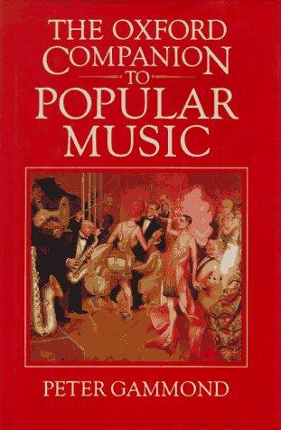 Download The Oxford companion to popular music