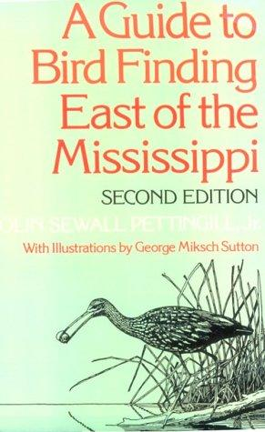 Download A guide to bird finding east of the Mississippi