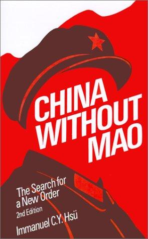 China without Mao