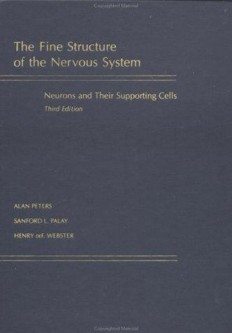 Download The fine structure of the nervous system