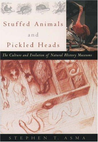 Stuffed Animals and Pickled Heads