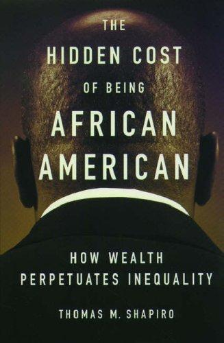 Download The hidden cost of being African American