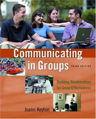 Download Communicating in groups