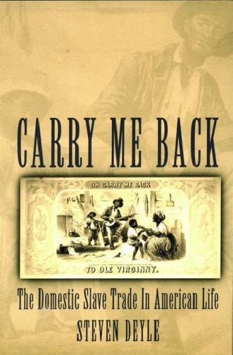 Carry Me Back