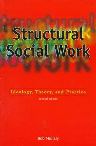 Download Structural social work